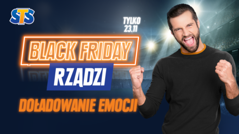 BLACK FRIDAY w STS: 50 PLN czeka!