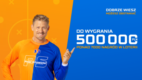 Do wygrania 500 000 PLN!
